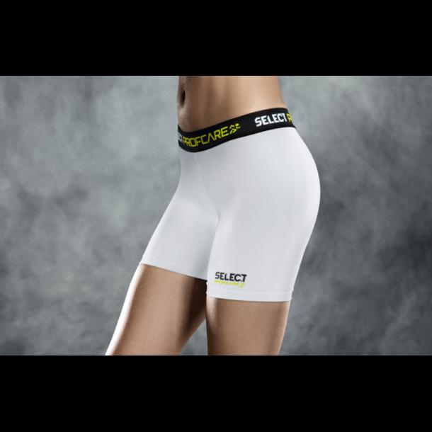 Select 6402W Kompressions Shorts - Dame