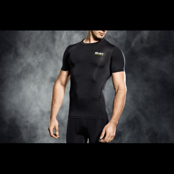 Select 6900 Kompressions T-Shirt med Korte Ærmer 2 farver